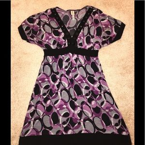 HeartSoul Gingham Midi Dress